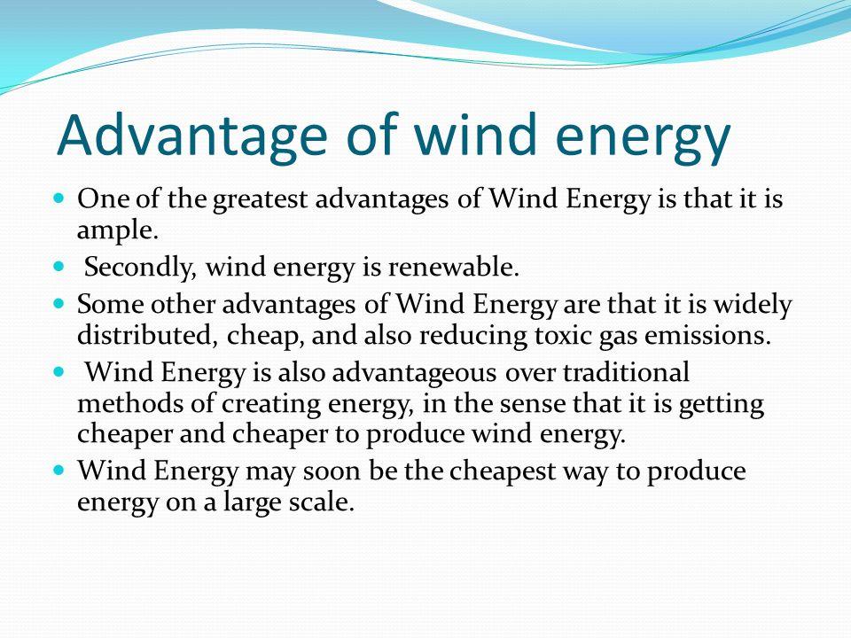 Wind Energy Ppt Video Online Download