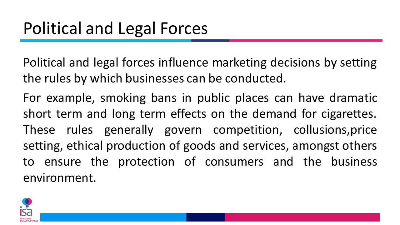 political and legal influences essay The social, cultural and political factors that influence the level of  model to explain this disparity using legal, political and cultural variables starting.