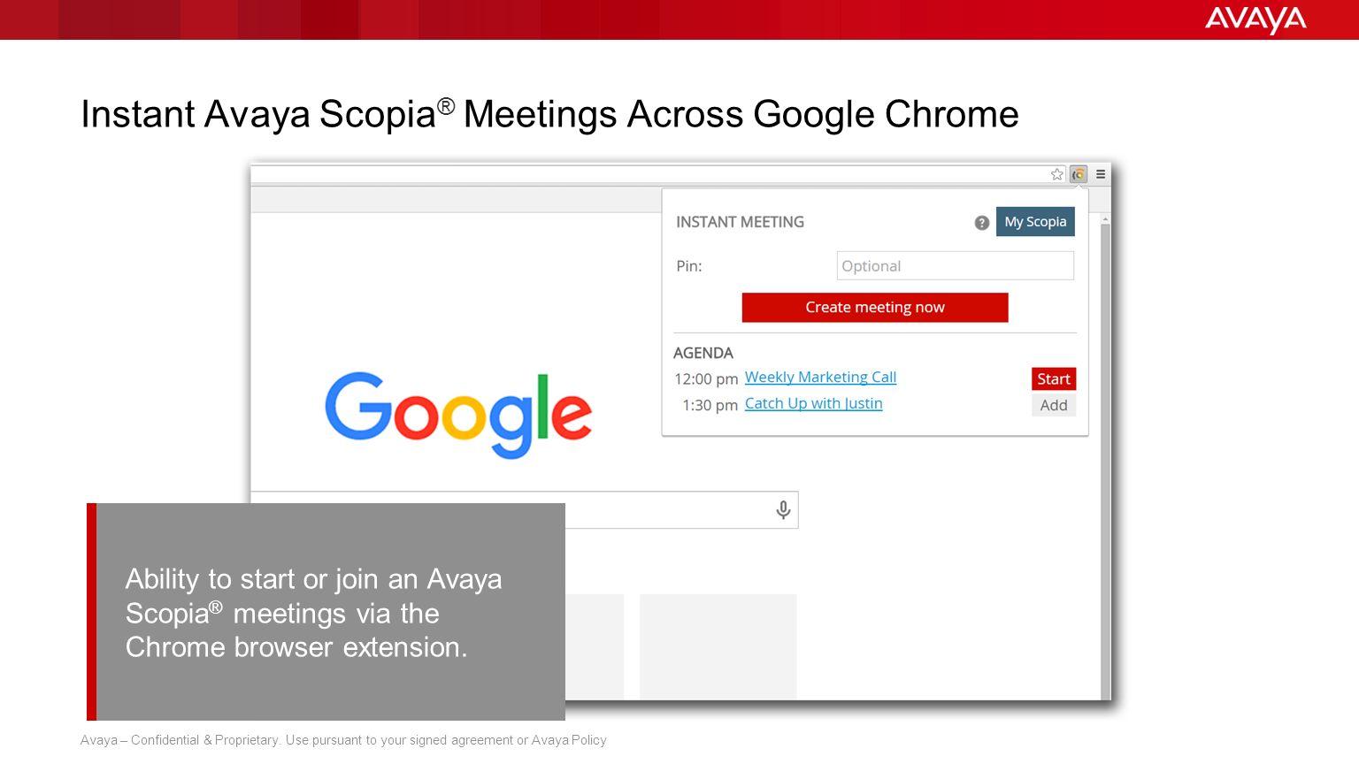 Avaya Cloud Application Link - ppt download