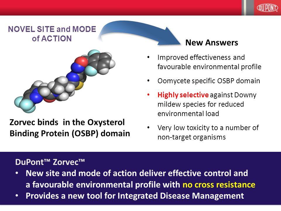 DuPont™ Zorvec® Enicade® fungicide - ppt video online download