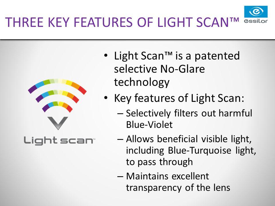 """Kết quả hình ảnh cho Light Scan essilor technology"""""""