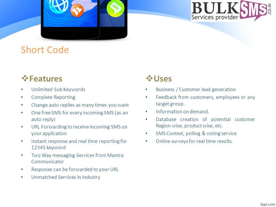Bulk SMS Gateway - ppt download