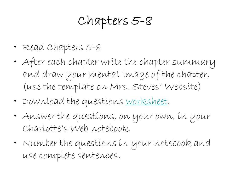 how to write a website summary
