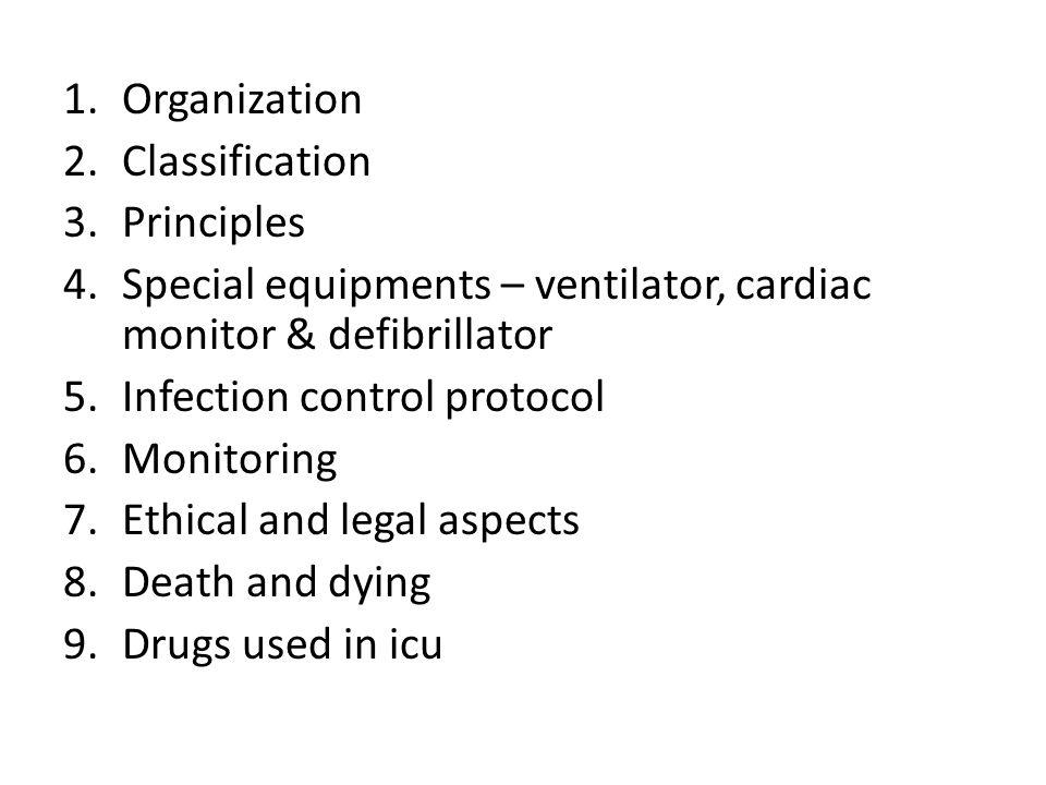 Critical care Unit  - ppt download