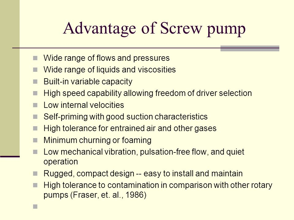 Objective What is pump Application of pump Classification ...