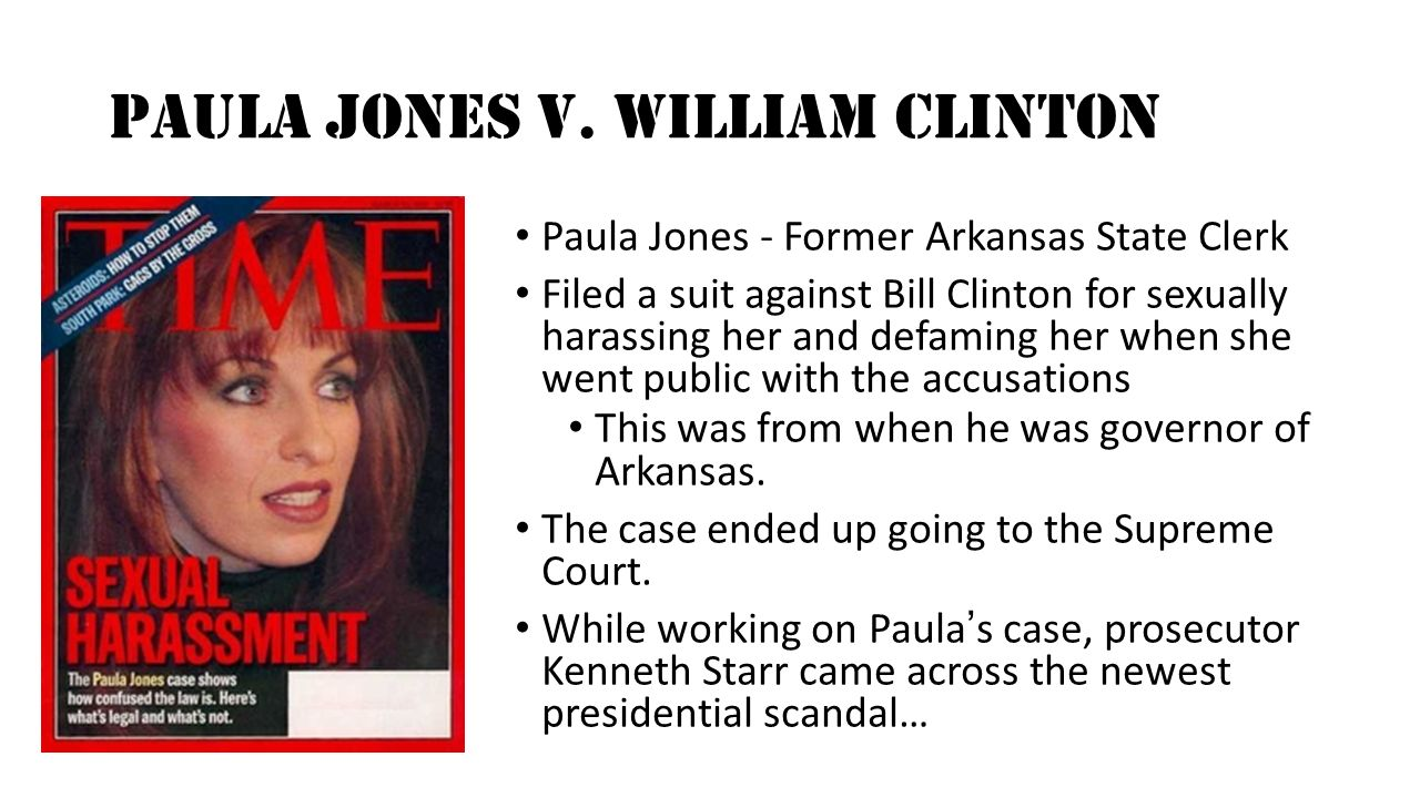 Image result for president bill clinton to pay paula jones