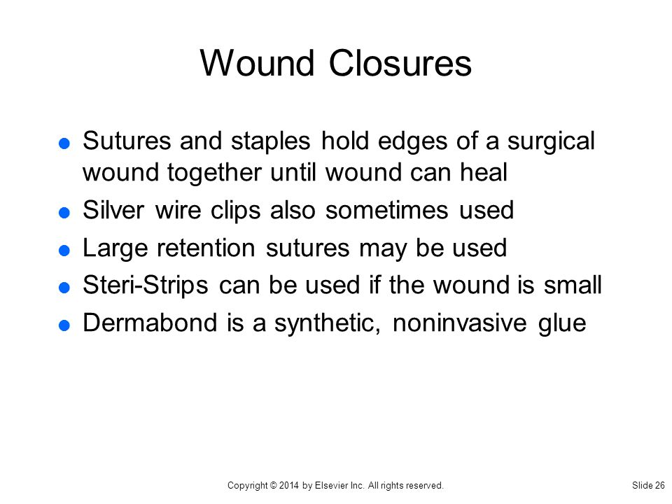 Providing Wound Care And Treating Pressure Ulcers Ppt Download