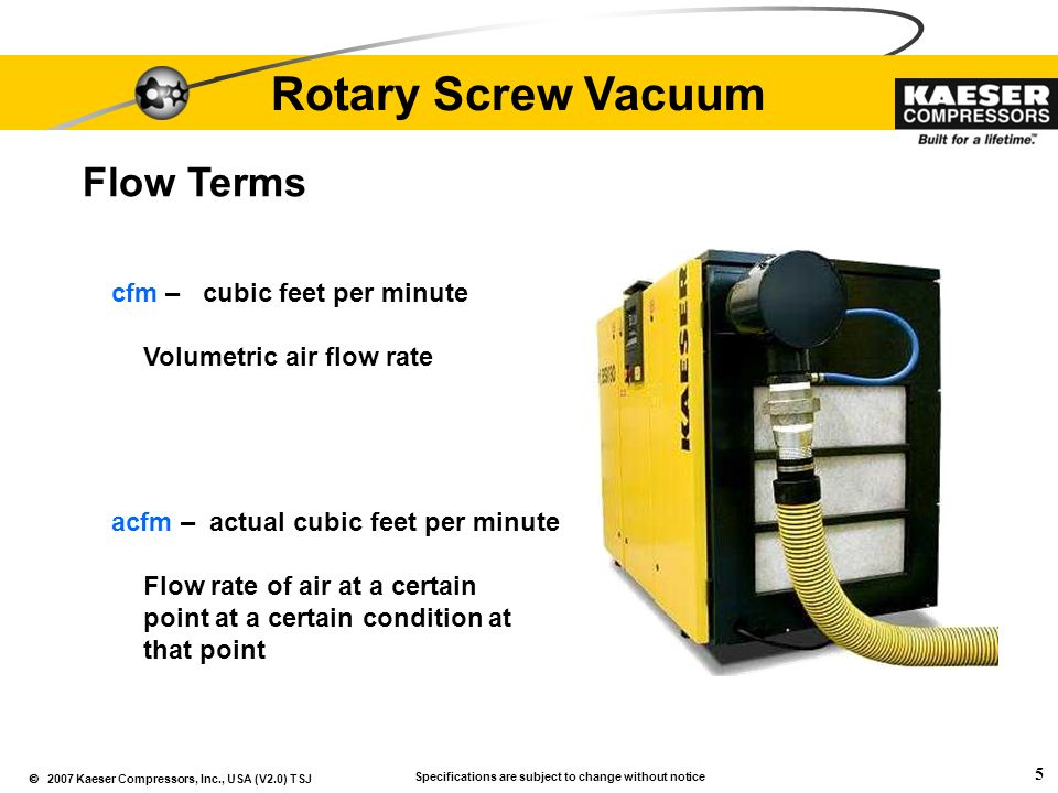 kaeser rotary screw vacuum packages ppt download rh slideplayer com