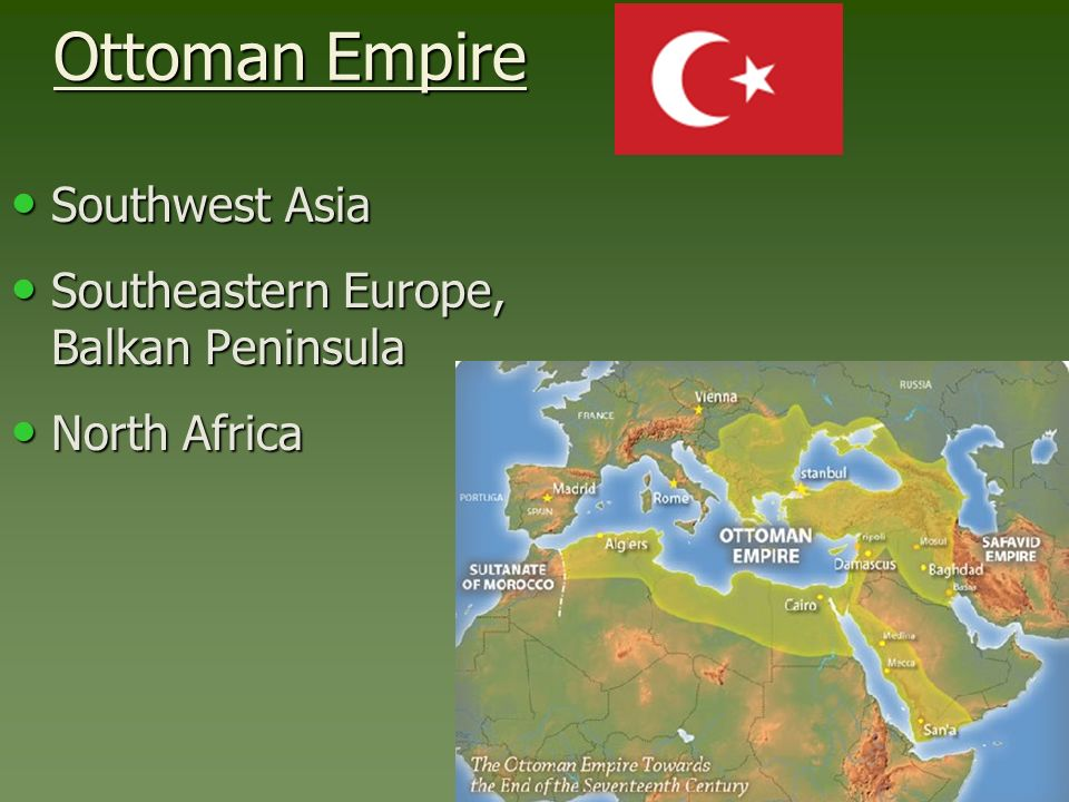How did the ottoman empire impact trade — photo 2