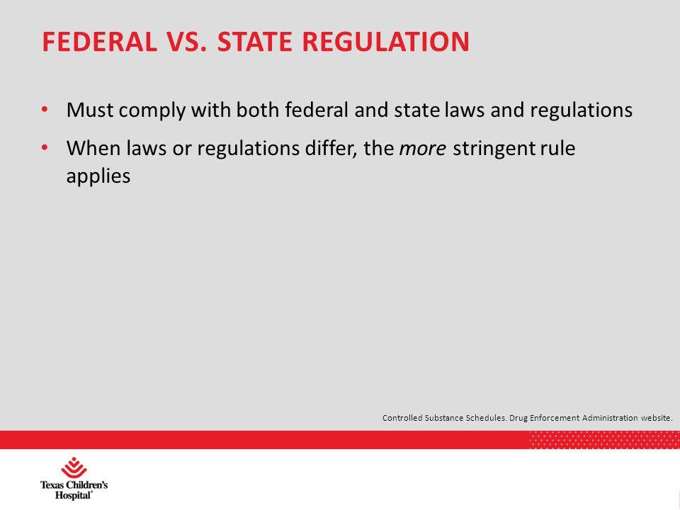 federal website regulations