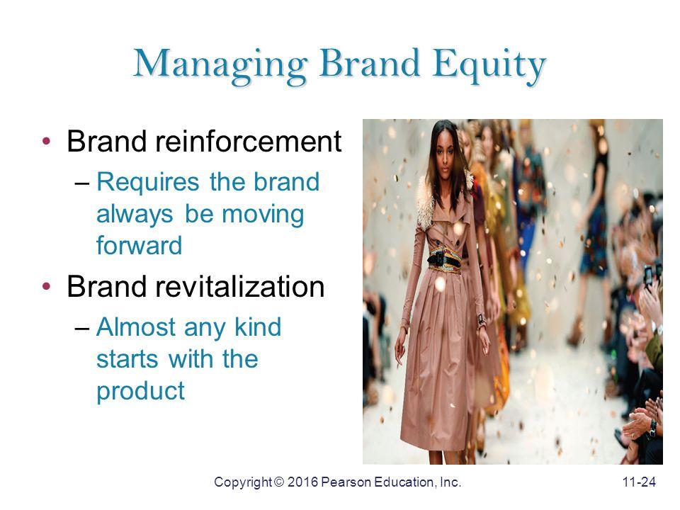brand reinforcement