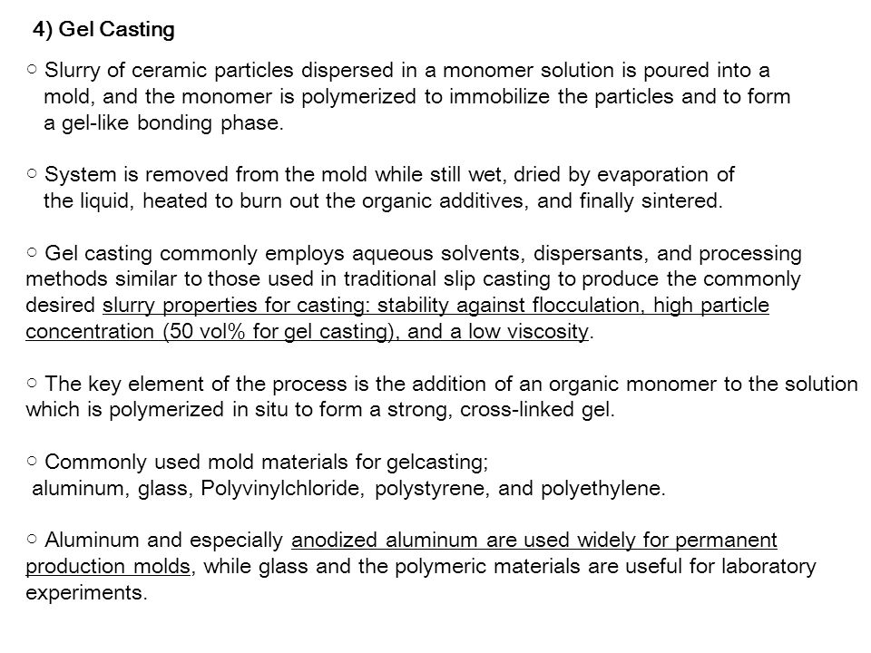 Ch  5  Packing and Forming Feed Materials and Shapes of the