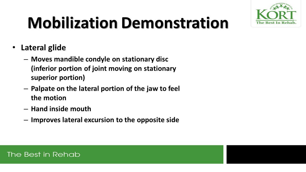 Management Of Temporomandibular Joint Dysfunction Ppt Video