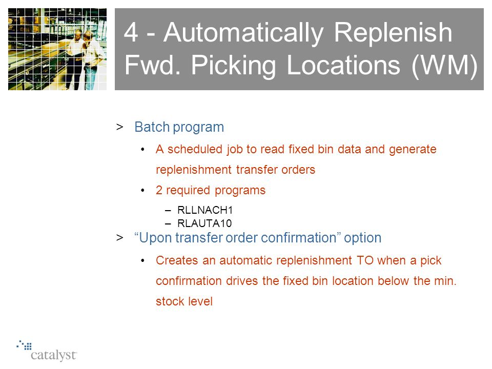 SAP IM vs  WM: How to Choose, Use, and Optimize - ppt video online