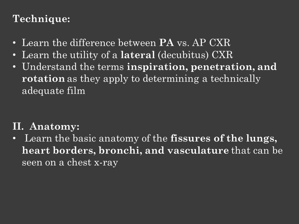 Diagnostic Imaging Normal Chest Anatomy On Xr Ppt Video Online