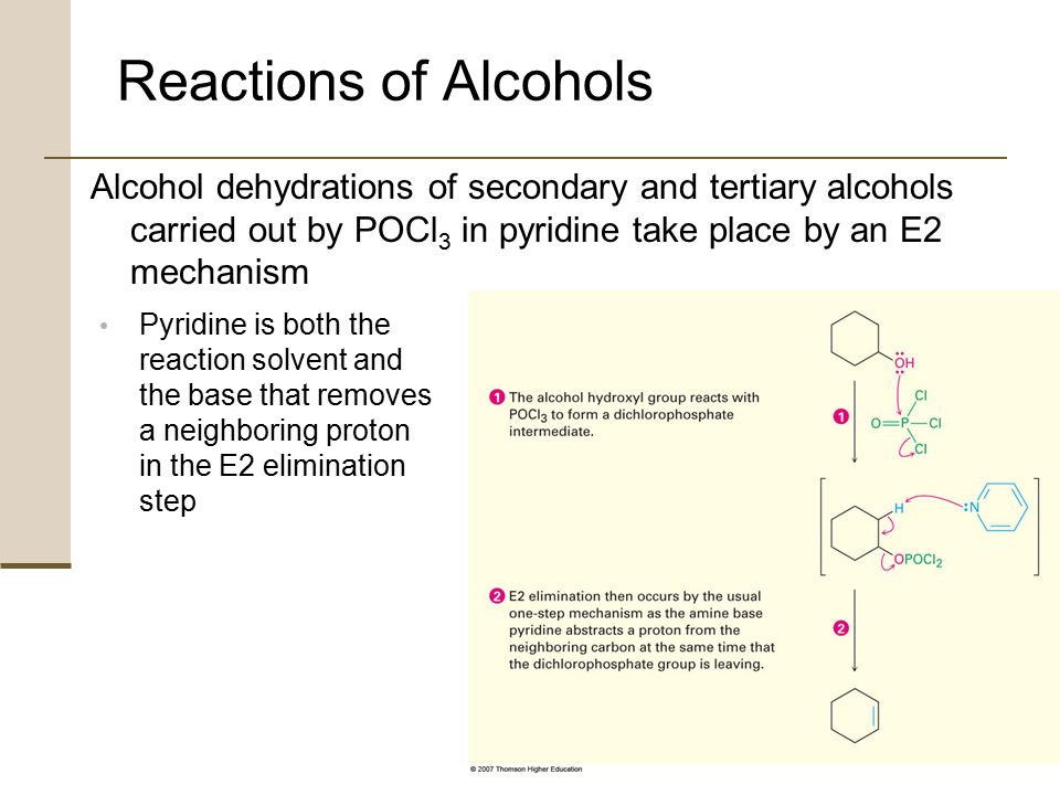 Chapter 13 Alcohols Phenols And Thiols Ethers And Sulfides Ppt