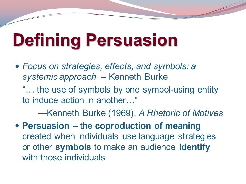 Part I Concepts Of Persuasion Ppt Download