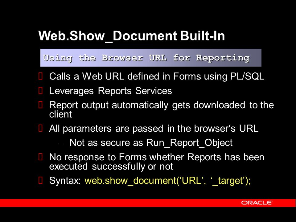 Application integration for the web ppt download.