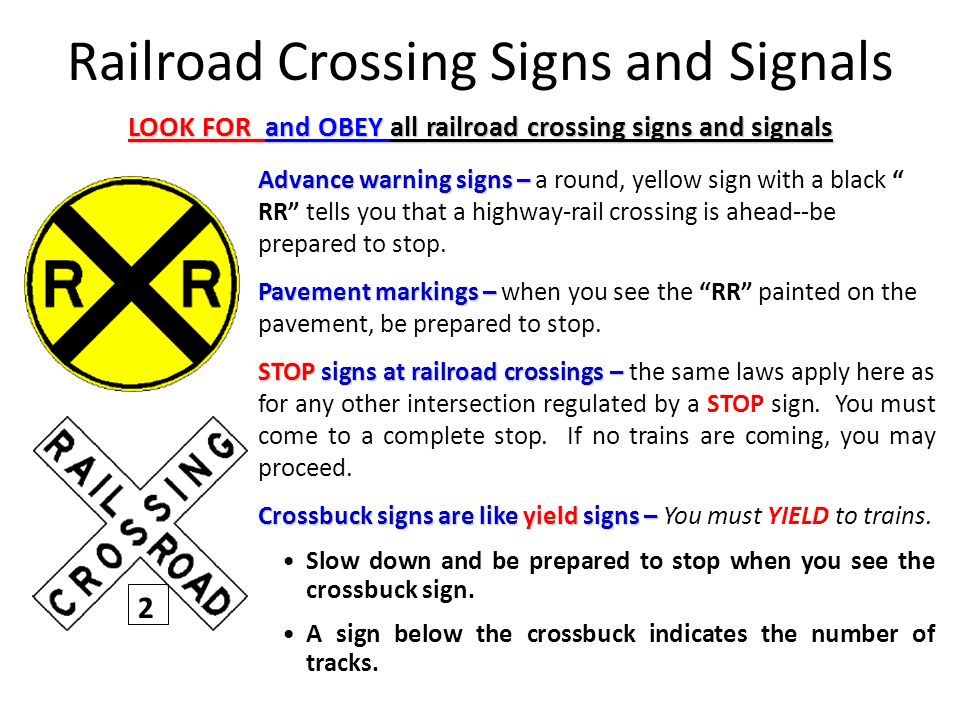 Signs, Signals, Pavement Markings & Speed Limits - ppt video