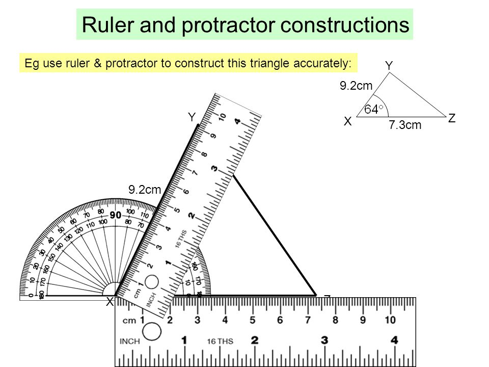 Ruler And Protractor Constructions Ppt Video Online Download