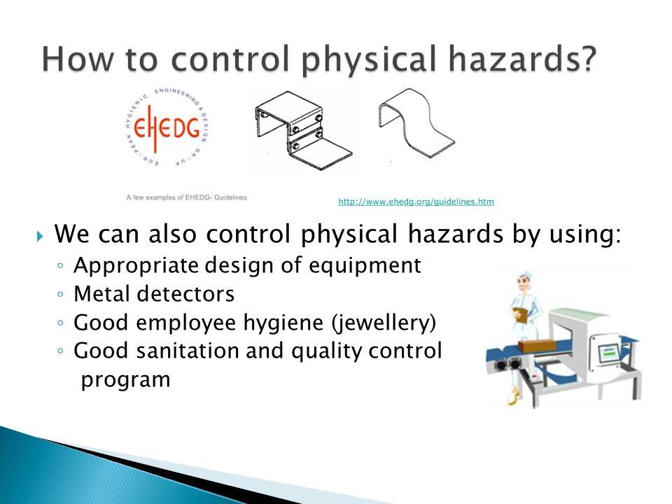 Ppt module 1: understanding hazards associated with foods.