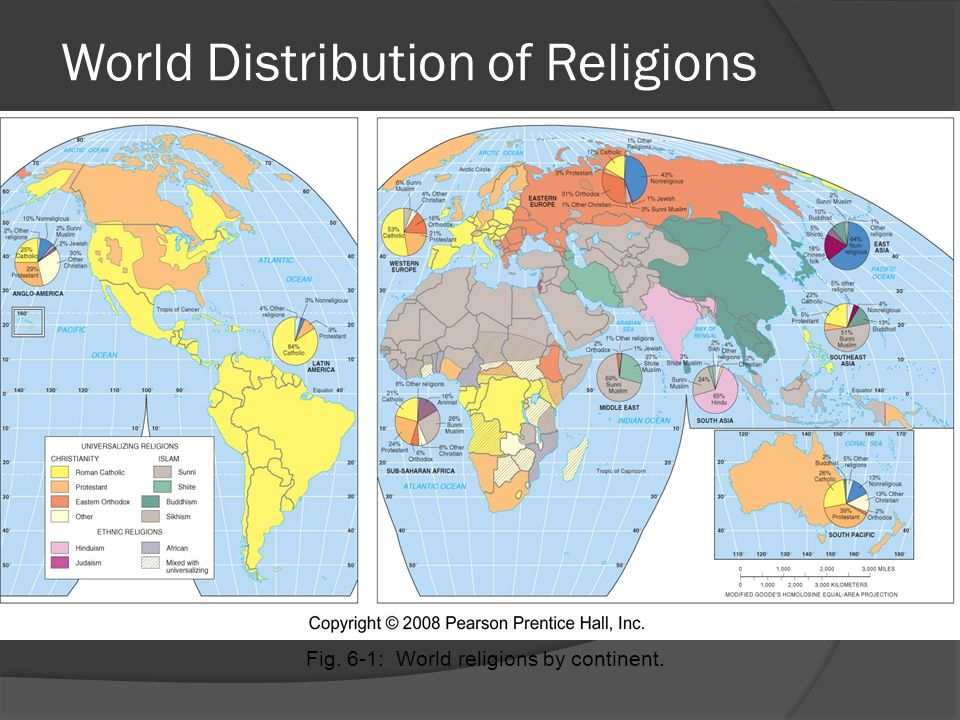 Rubenstein Ch 6 World Religions Ppt Download