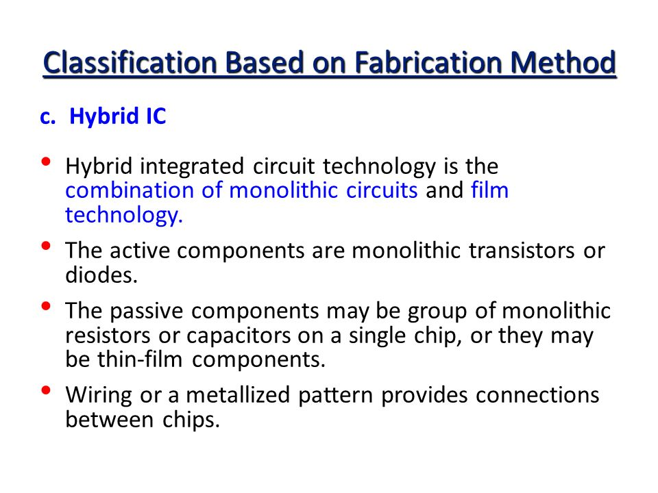 Ee503 Integrated Circuit Fabrication Amp Packaging