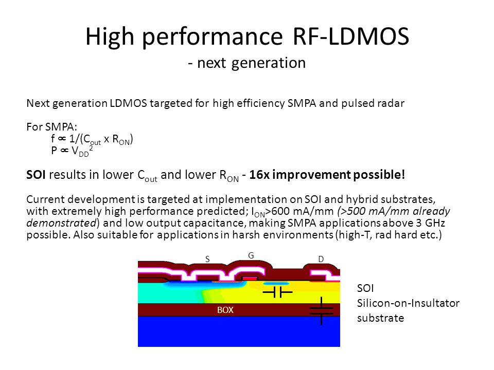 The future of solid-state transistors - ppt video online