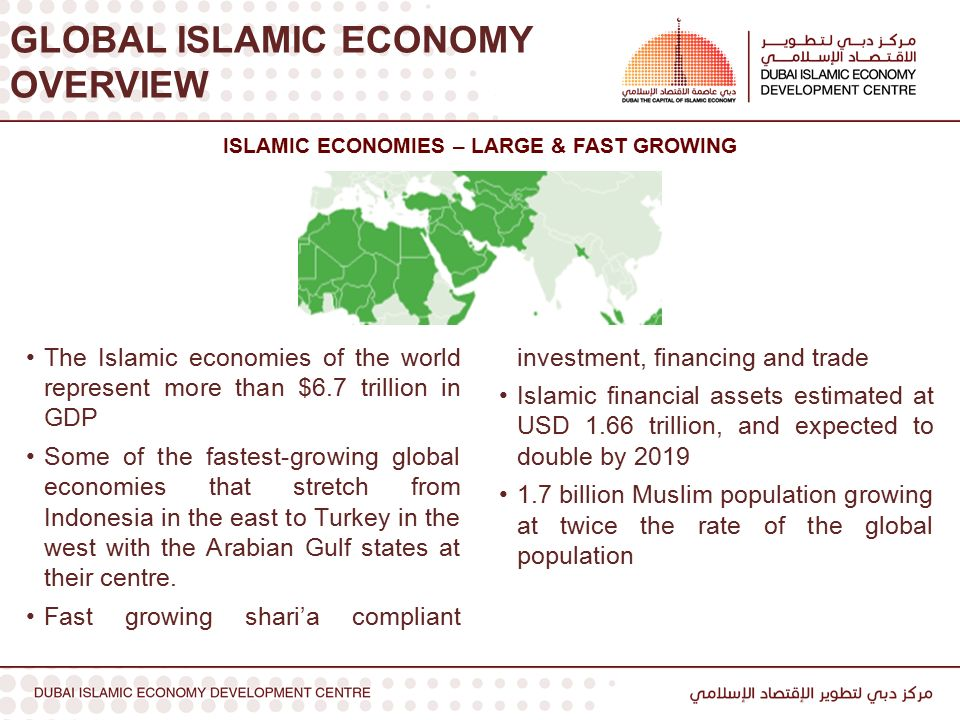 DUBAI: THE CAPITAL OF THE ISLAMIC ECONOMY - ppt video online download