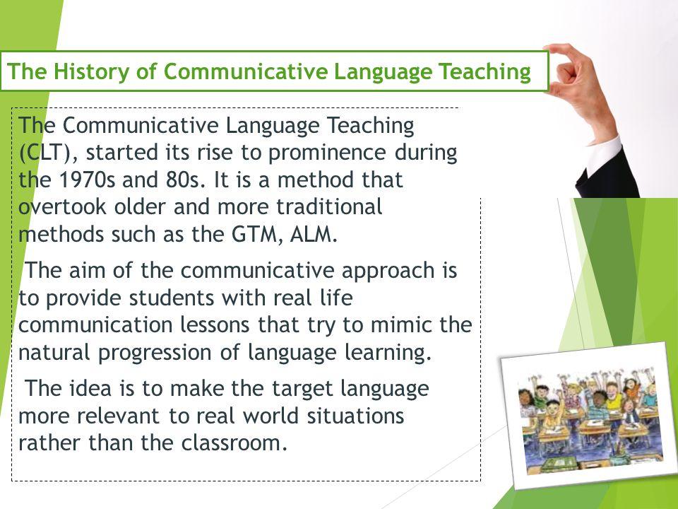 Communicative Language Teaching CLT Ppt Video Online