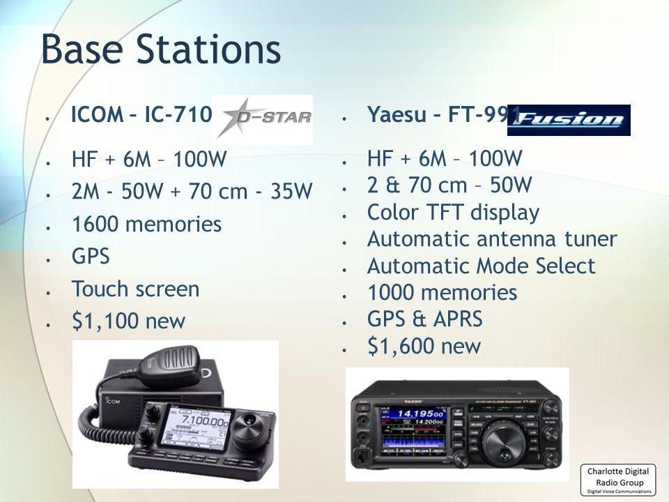A Comparison of Amateur Radio Digital Voice Systems - ppt video