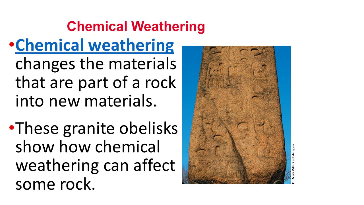 Weathering And Its Effects Ppt Video Online Download