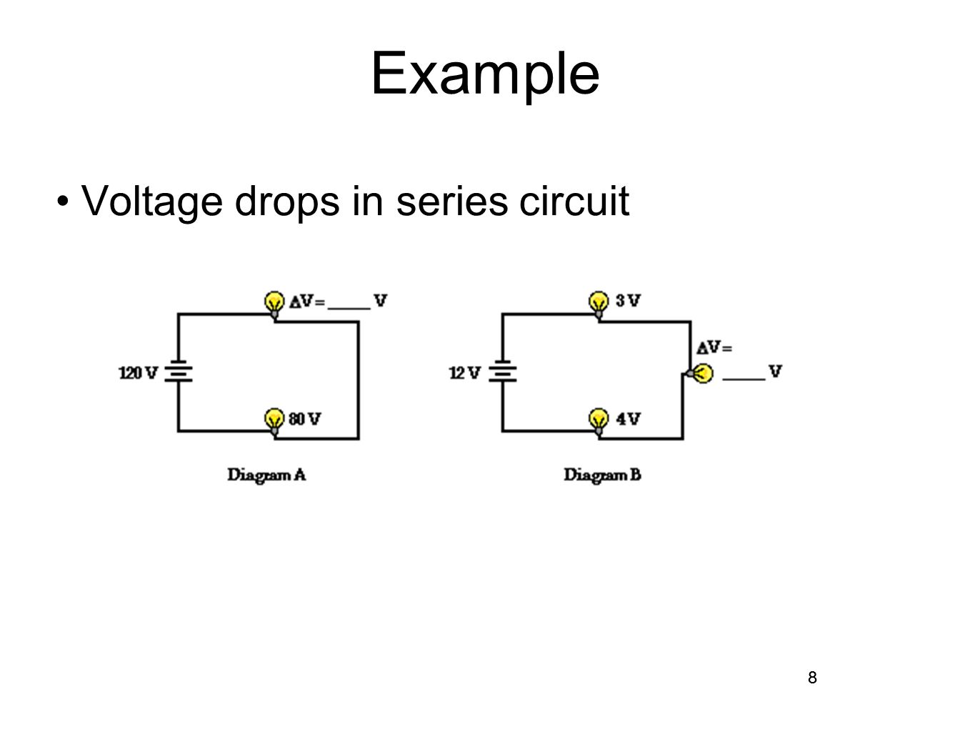 Series Circuit Online - Wiring Diagram For Light Switch •