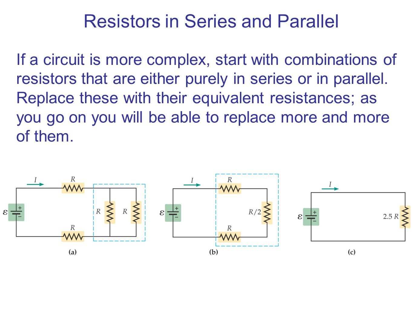 Series And Parallel Circuits Ppt Video Online Download Circuit With Resistors In
