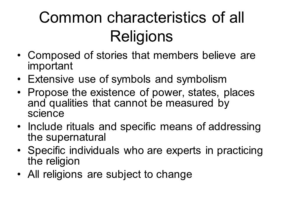Religion A Social Institution Characterized By Sacred Stories