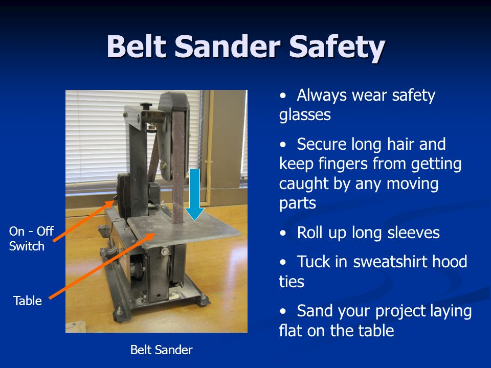 Belt Sander Hazards - 60 000+ Best belt inspiration images