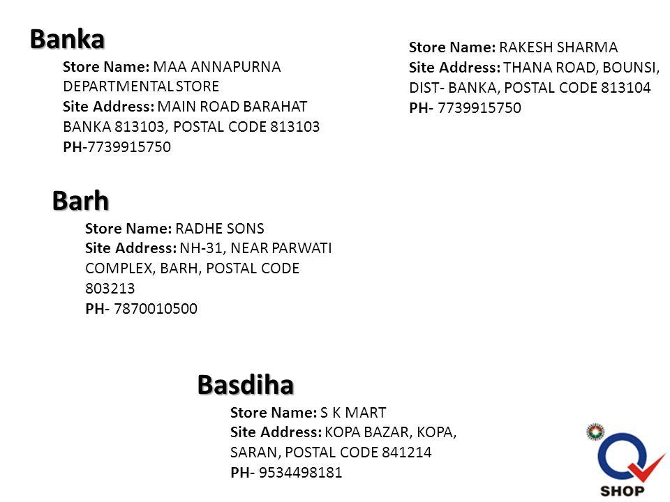 Sahara Q SHOP Locator Bihar and Andhra Pradesh - ppt video