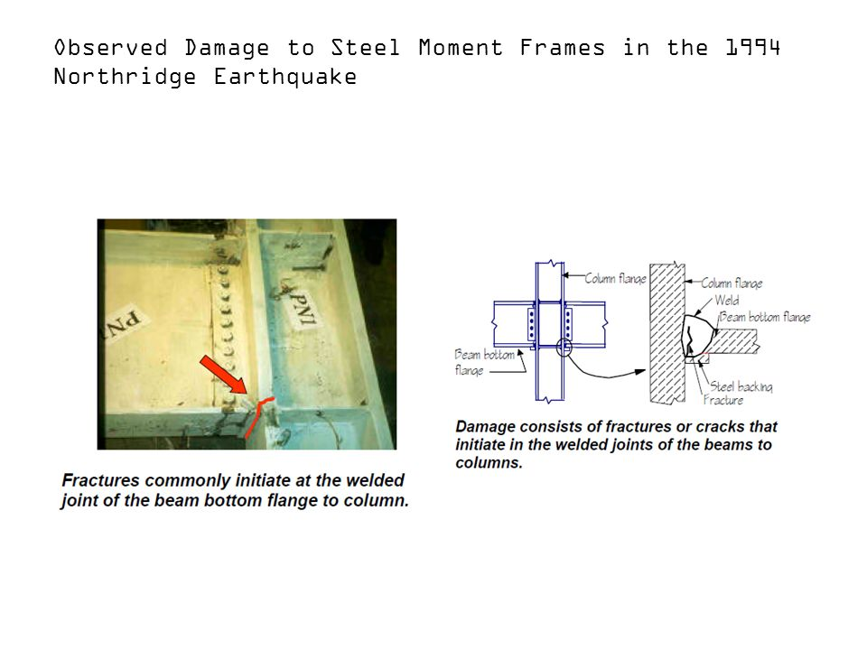 Design of Beam-Column Connections in Steel Moment Frames - ppt video ...