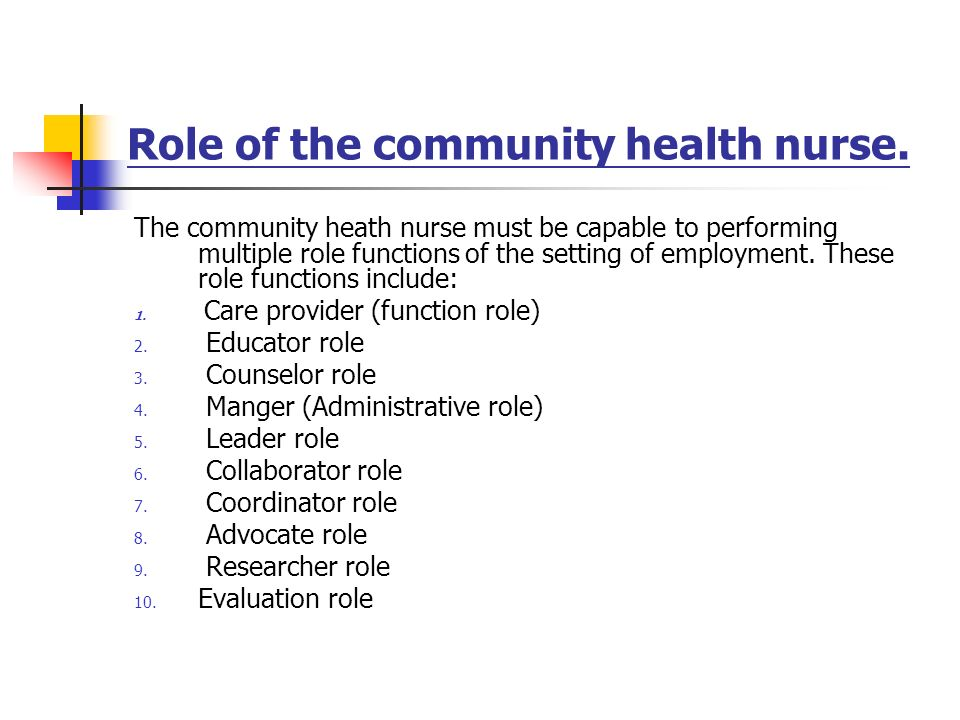 Introduction to community health nursing - ppt video online