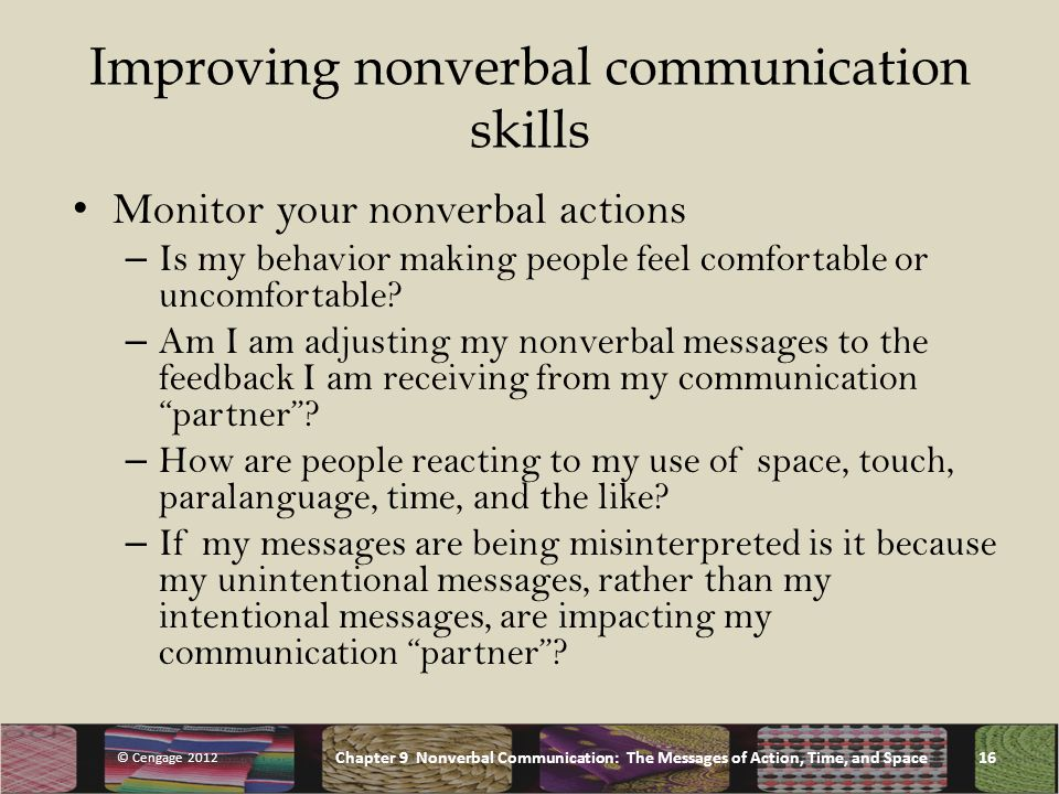 the misinterpretation of non verbal communication Since nonverbal communication—or body language—is such a natural part of our communication toolkit, learning to interpret it can greatly improve your relationships and your understanding of.