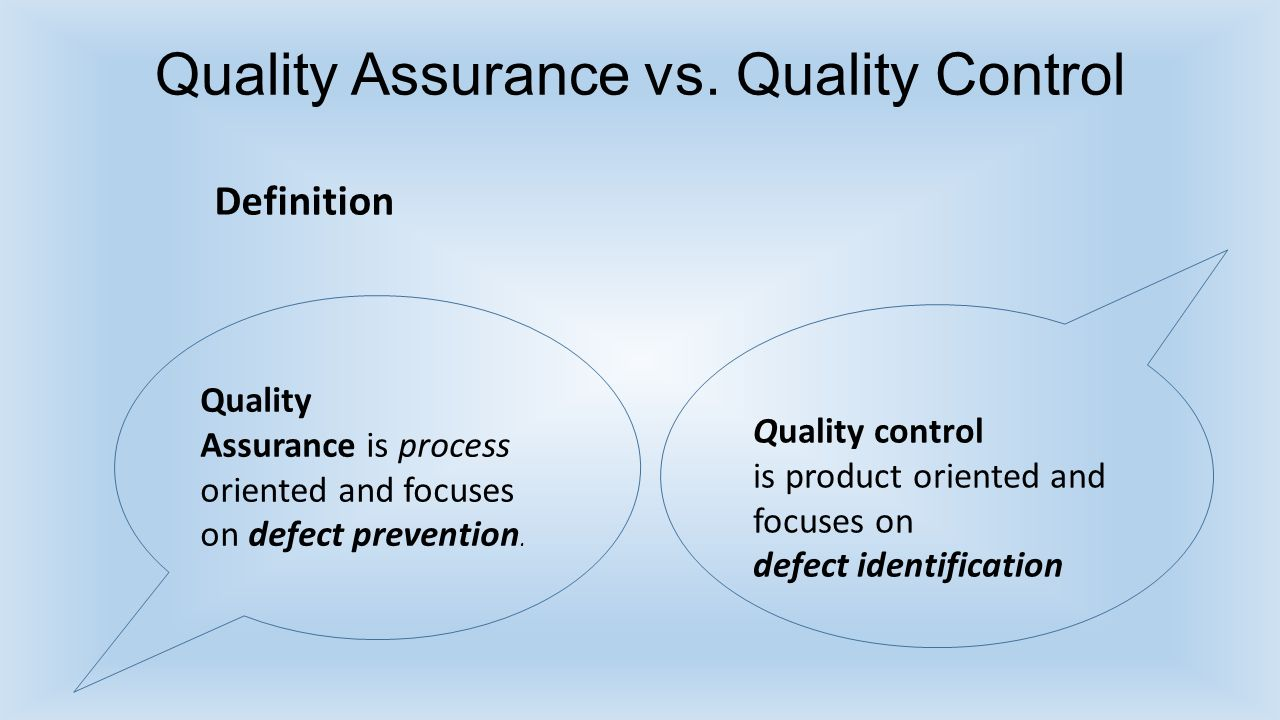 quality management in projects - ppt download