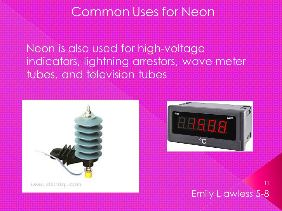 "High Voltage Indicators Neon : Named after the greek word helios meaning ""sun ppt"
