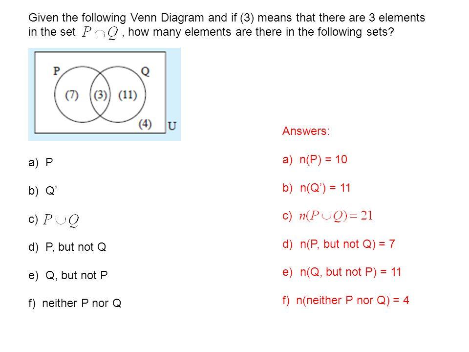 Venn Diagrams Ppt Download