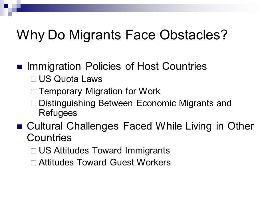 migration and refugee process history essay Introduction and summary immigration has long supported the growth and dynamism of the us economy immigrants and refugees are entrepreneurs, job creators, taxpayers, and consumers 1 they add.