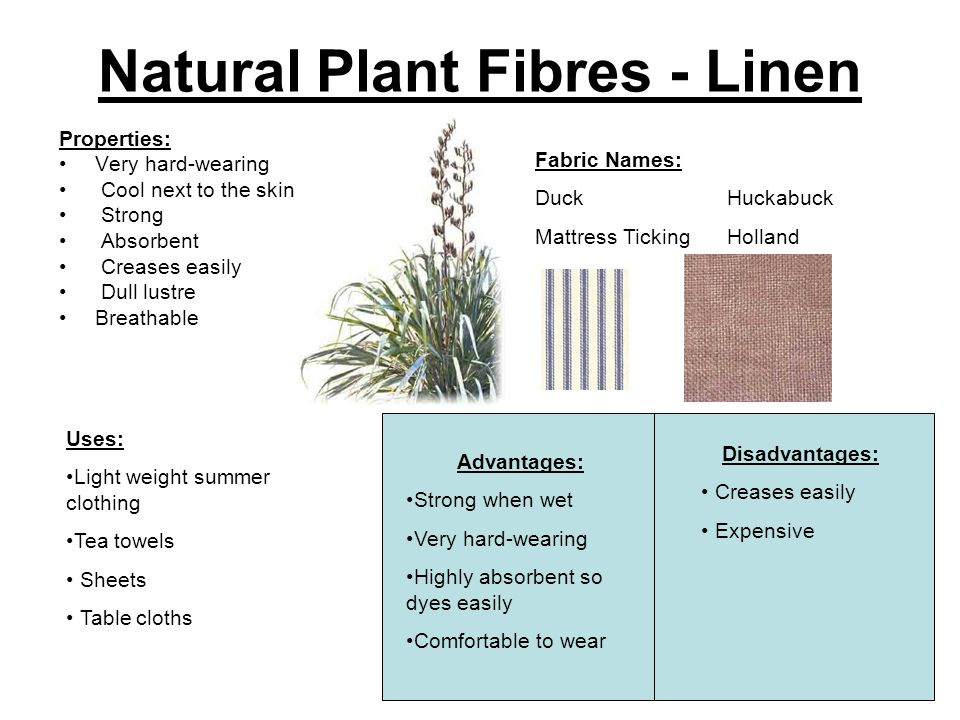 Natural Fibres Learning Objectives: - ppt video online ...