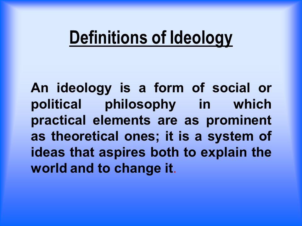 ideology of pakistan ppt