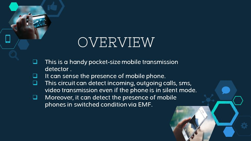 CELL PHONE DETECROR USING ELECTROMAGNETIC FIELD & ARDUINO - ppt download