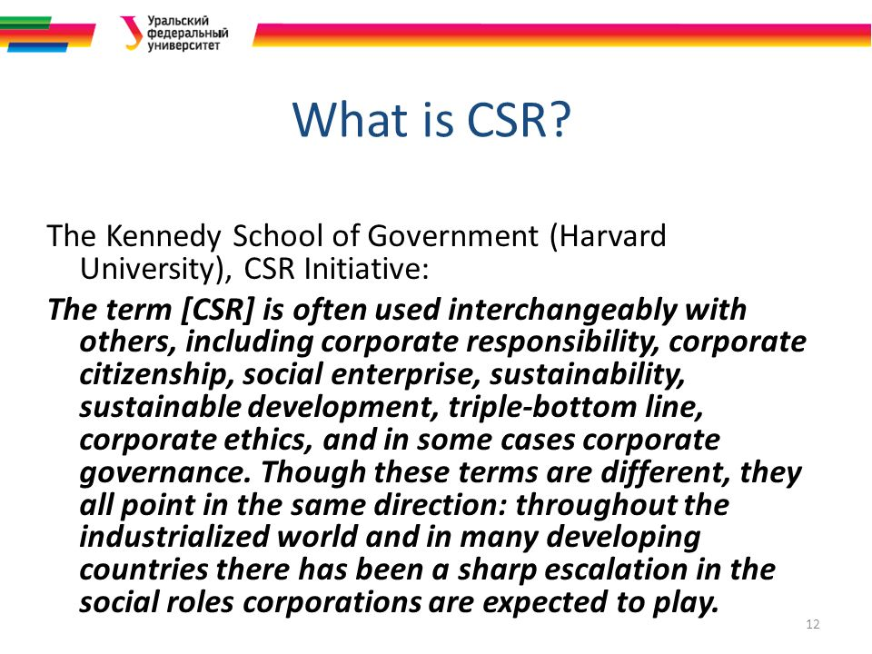 CORPORATE SOCIAL RESPONSIBILITY IN ENERGY INDUSTRY - ppt
