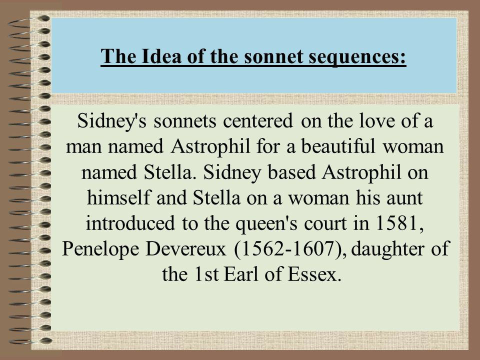 astrophil and stella sonnet 2