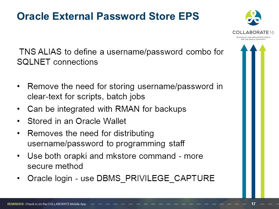 Database Security - Case Study for Enterprise License Features - ppt